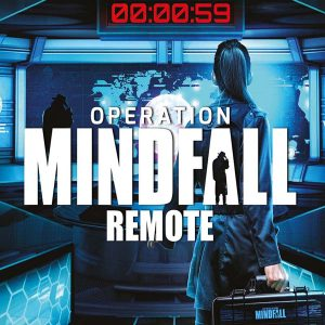 Operation Mindefall - Remote 900x900 escape game